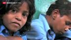 Video «Mehr als 20 Kinder in Indien vergiftet» abspielen