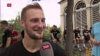Video «Das Sommertraining des SC Bern» abspielen