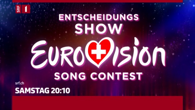 Video «Eurovision Song Contest vom 31.1.2015» abspielen