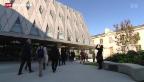 Video «Unterirdisches Völkerkundemuseum in Genf» abspielen