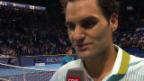 Video «Roger Federer im Interview («sportlive»)» abspielen