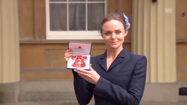 Stella McCartney erhält einen «Order of the British Empire»