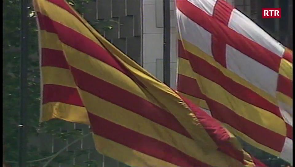 Parentella Rumantscha en Catalugna 22.02.1987