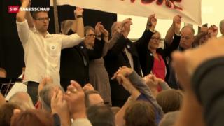 Video «Zukunftsfragen am jurassischen «Fête du peuple»» abspielen