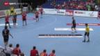 Video «Handball: Cupfinal Männer in Olten» abspielen