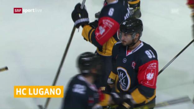 Video «Erste Niederlage für Schweizer Vertreter» abspielen