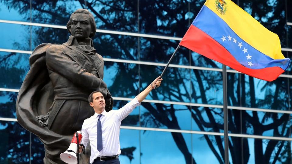 Aus dem Archiv: Venezuelas gespaltene Opposition