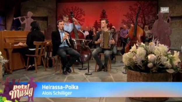 Video «Heirassa-Polka - Alois Schilliger» abspielen