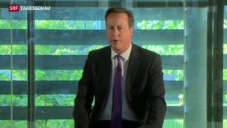 Video «Es ist fünf vor zwölf in Schottland» abspielen