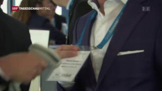 Video «SEF: das Treffen der Schweizer Wirtschaftschefs» abspielen