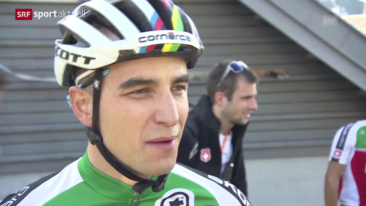 Mountainbike: WM in Norwegen, Team-Staffel