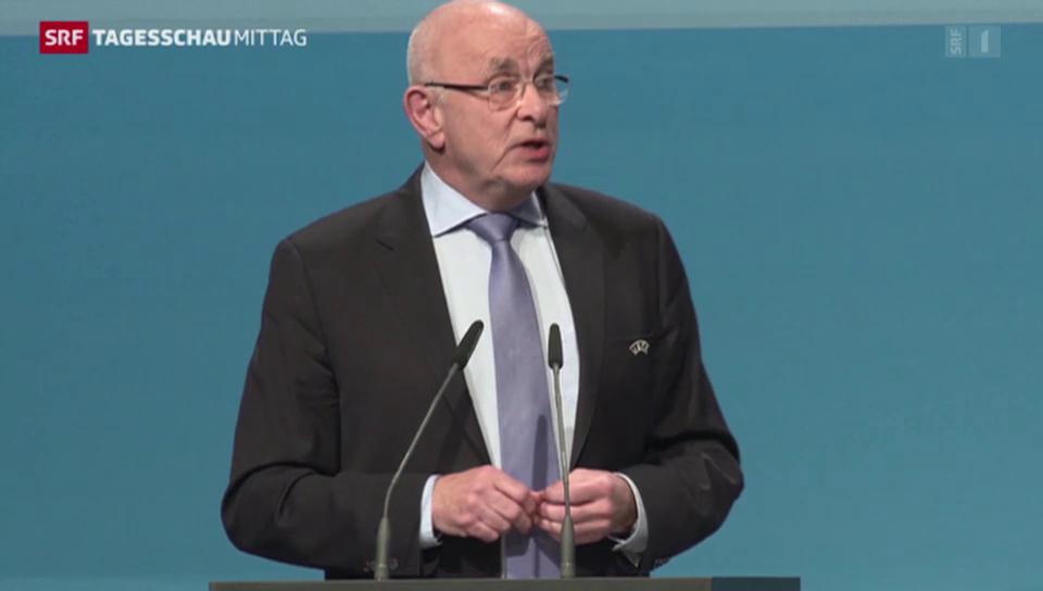 Van Praag zieht FIFA-Präsidentschafts-Kandidatur zurück