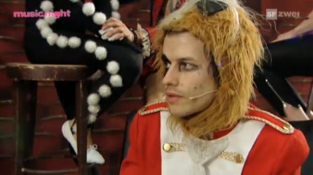 Video «Act der Woche: Bonaparte» abspielen