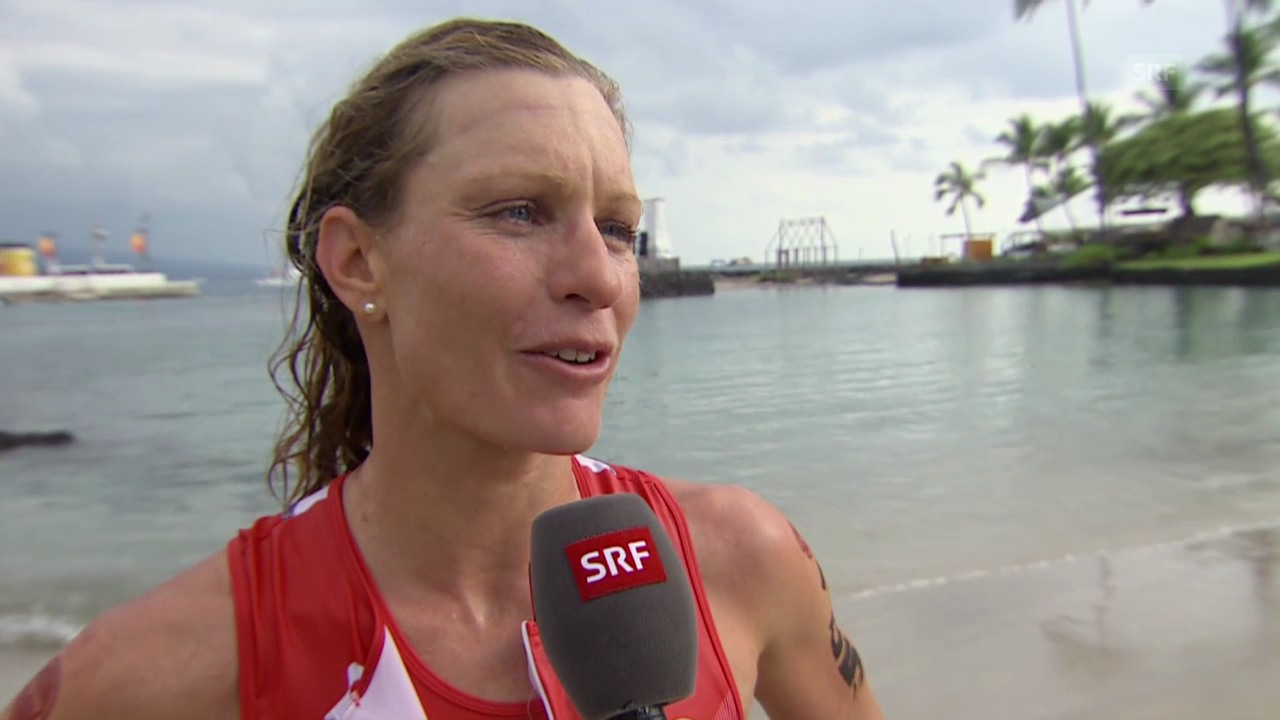 Triathlon: Interview mit Caroline Steffen