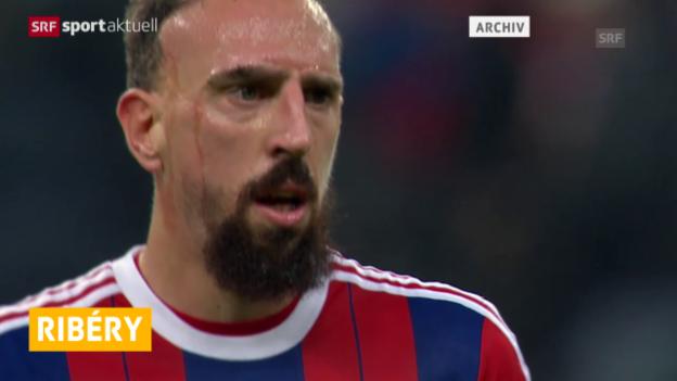 Video «Fussball: Bundesliga, Bayer München» abspielen