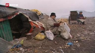 Schwerpunkt China: Die Abfallberge von Chonqing