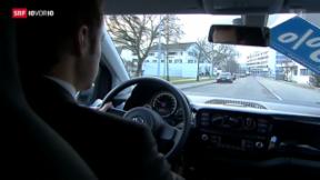Video «Erdgas-Autos: Grün, aber nicht gefragt» abspielen
