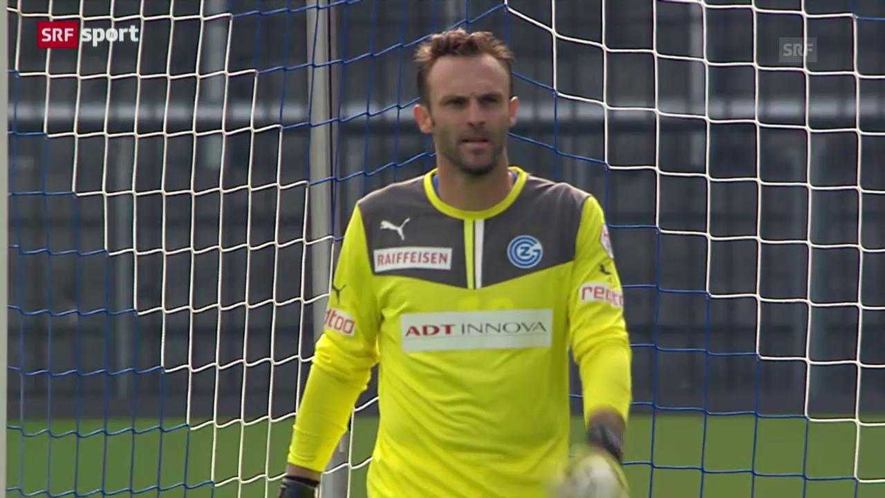 Fussball: GC - Thun («sportpanorama»)