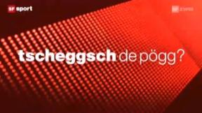 Video ««Tscheggsch de Pögg»: Wie ein Bob gesteuert wird » abspielen