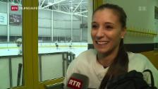 Laschar ir video «Evelina Raselli – Giugadra da hockey da Poschiavo»