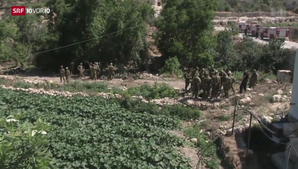 Israelische Teenager sind tot