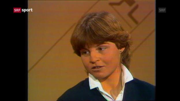 Video «Rückblick auf Schladming 1982 - Teil 2» abspielen