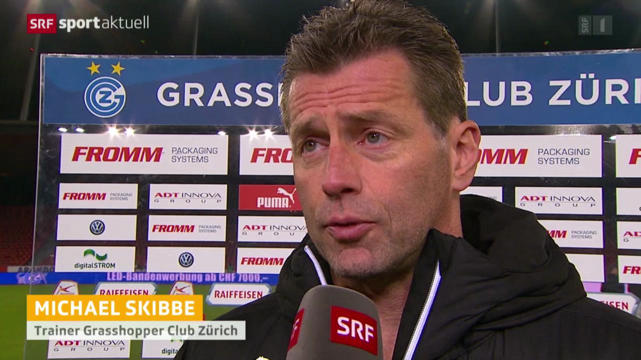Fussball: Trainerstimmen zu GC-St.Gallen