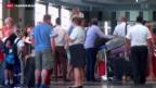 Video «Russland stellt Flüge nach Scharm el-Scheich ein» abspielen