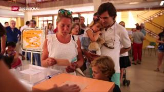 Video «Neuwahlen in Spanien» abspielen