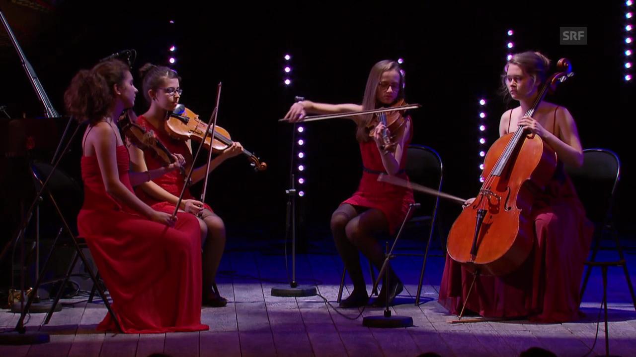 Musikeinlage: Ensemble Krysalid