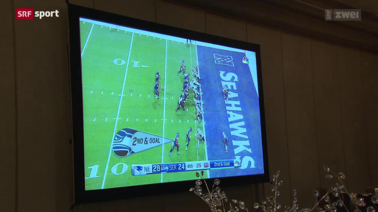 American Football: Patriots holen Super Bowl