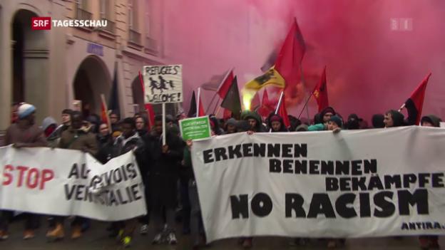Video «Gegen Rassismus» abspielen