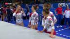 Video «Steingruber führt starke Schweizerinnen in den Final» abspielen