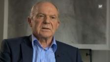 Video «Fritz Gassner, Schriftpsychologe: Warum schreiben Ärzte unleserlich» abspielen