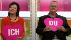 Video ««Ich oder Du» mit Regi Sager und Jörg Stoller» abspielen