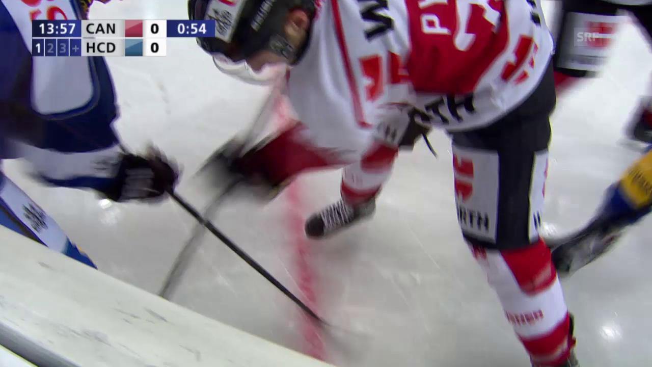 Eishockey: So kam es zum 6:5 für Kanada