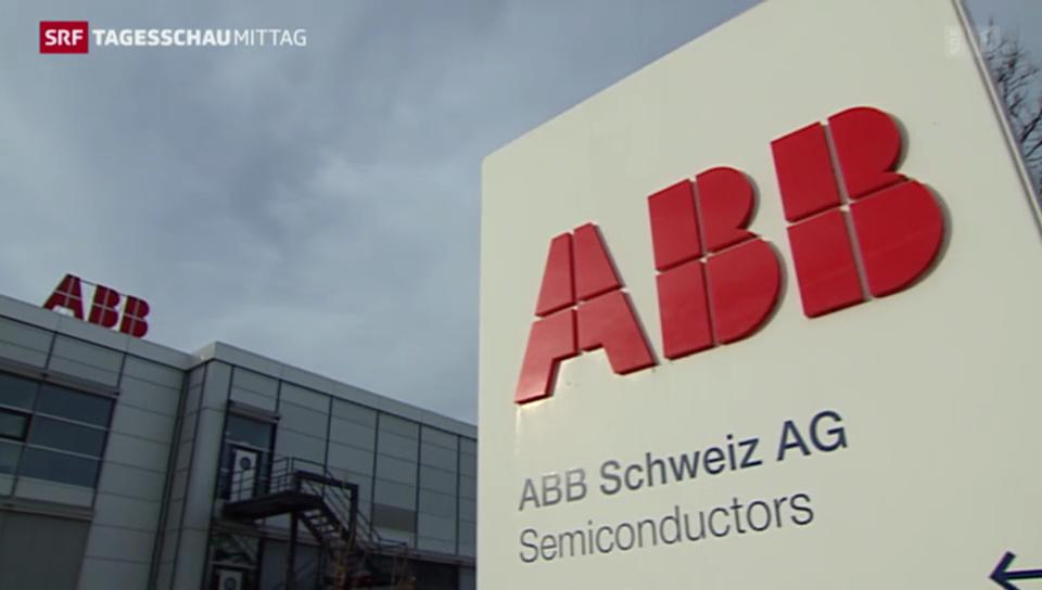 Umbau beim Elektronikkonzern ABB