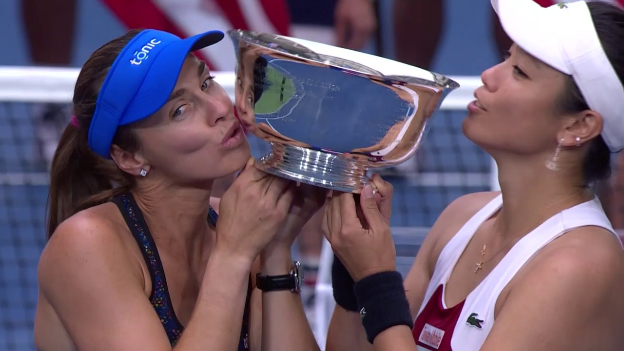 25. Grand-Slam-Titel für Martina Hingis