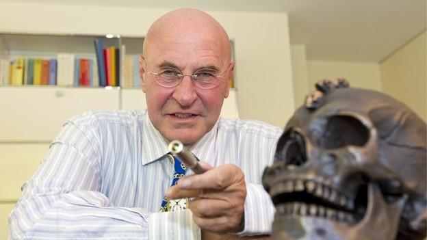 Roger Schawinski im Gespräch mit Valentin Landmann