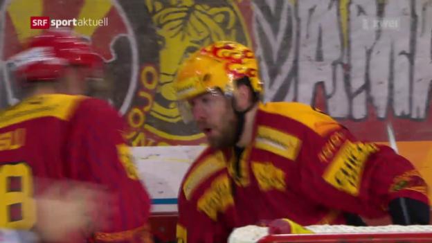 Video «Eishockey: DiDomenico folgt dem NHL-Lockruf» abspielen