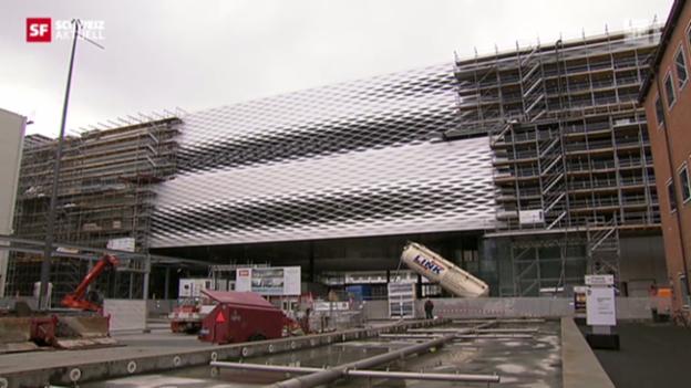 Video «Schweiz aktuell vom 14. Dezember 2012» abspielen