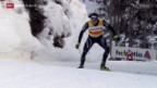 Video «Langlauf: Vor dem Weltcup in Davos» abspielen