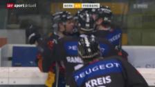 Video «Eishockey: NLA, Bern - Freiburg» abspielen