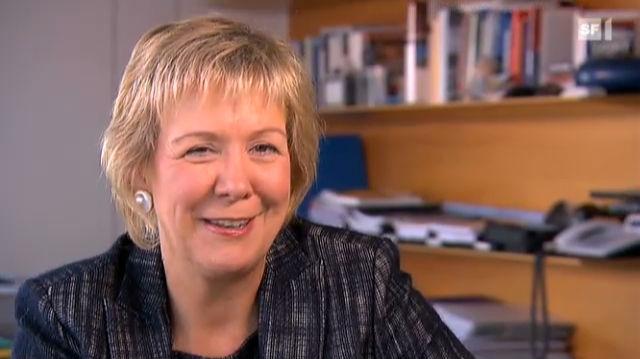 Monika Ribar: Die mächtigste Frau der Schweiz