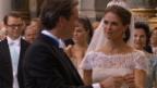 Video «Prinzessin Madeleine und Chris O'Neill sagen Ja» abspielen