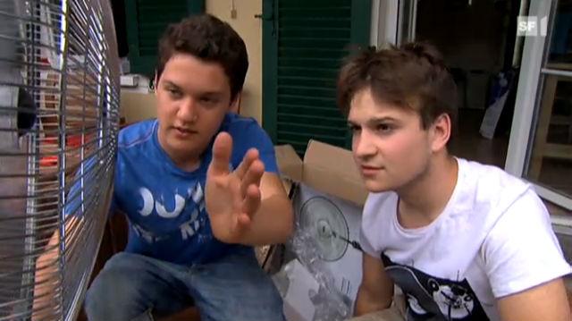 «Schweizer Jugend testet»: Platz 9
