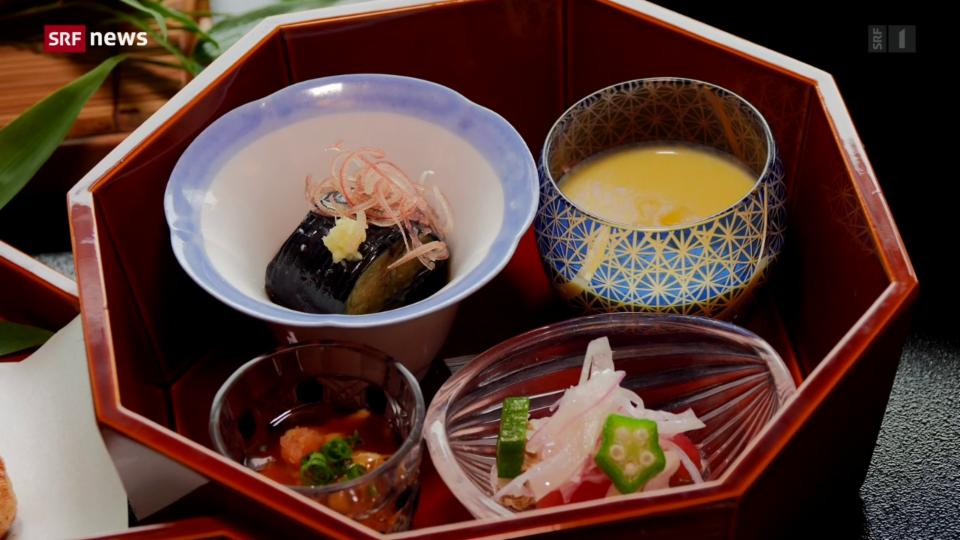 Serie «So lebt Tokio» – Teil 2: Die japanische Küche