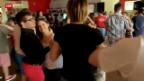Video «Tanzschule für Jugendliche mit Down Syndrom» abspielen