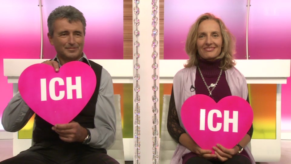 «Ich oder Du» mit Natascha Badmann und Toni Hasler