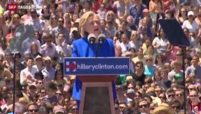 Video «Hillary legt los» abspielen